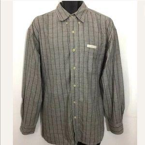 Chaps Ralph Lauren Men's button down shirt sz L
